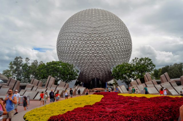 Virtual Visit to Epcot