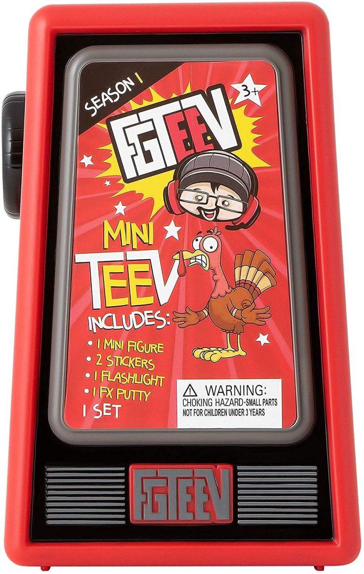 FGTeeV Mini TeeV Blind Pack