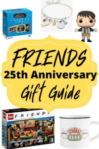 Friends TV gift guide