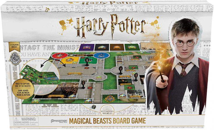 Magical Beasts Board Game