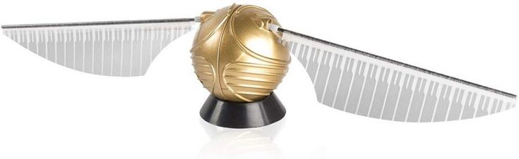 Flying Golden Snitch
