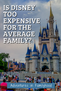 Is Disney Too Expensive For the Average Family?