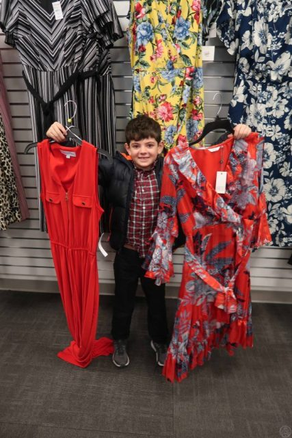 Mother's Day outfits from Macy's Backstage