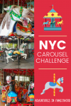 NYC Carousel Challenge Pin