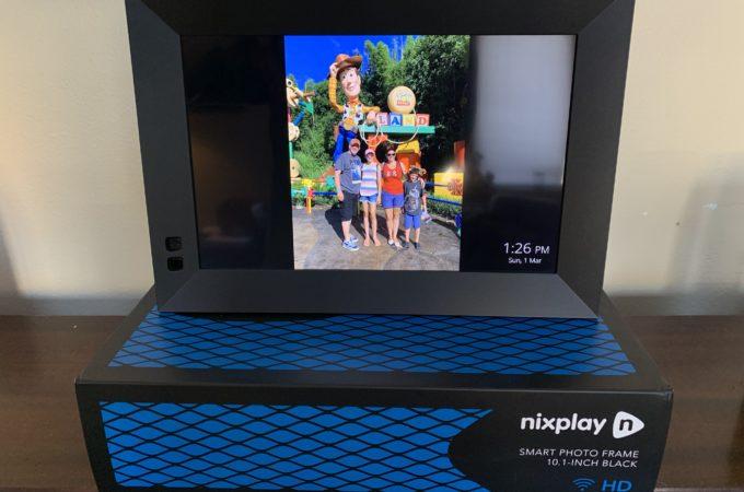 nixplay smart frame