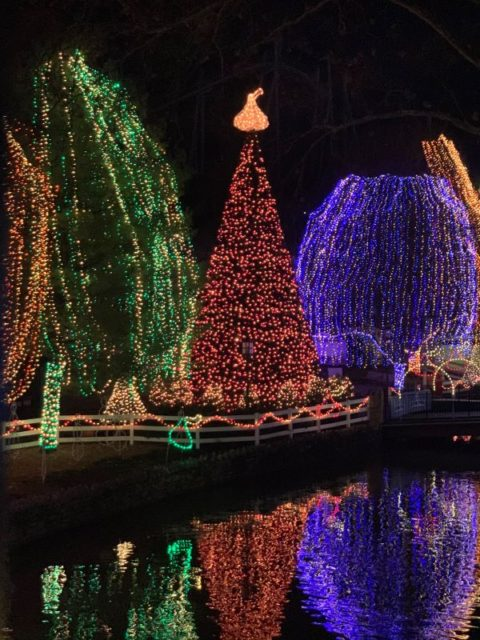 noel lights hersheypark