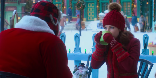 Noelle is a new Christmas movie on Disney+