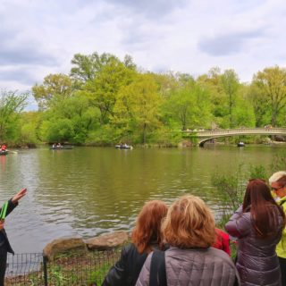 on location movies and tv tour in central park new york city