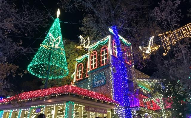 Ozark Christmas Lights