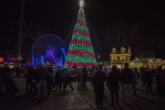 six flags holiday in the park 2019