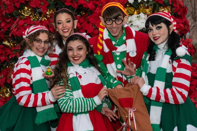cast of the elf that saved christmas show