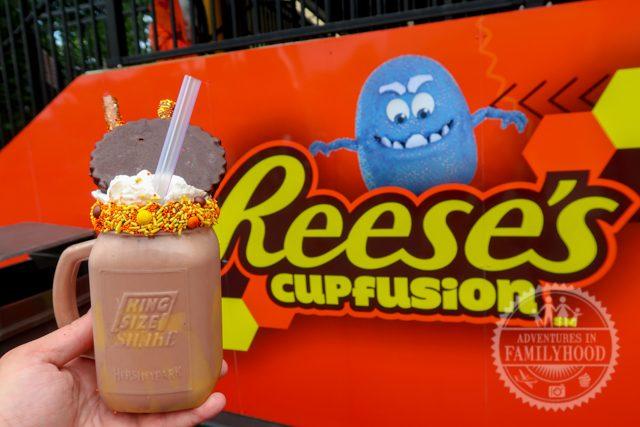reese's cupfusion king shake