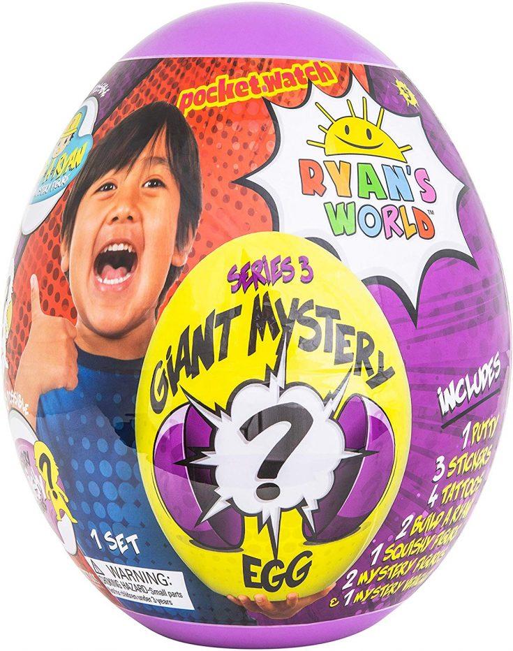 Ryan's World Giant Mystery Egg