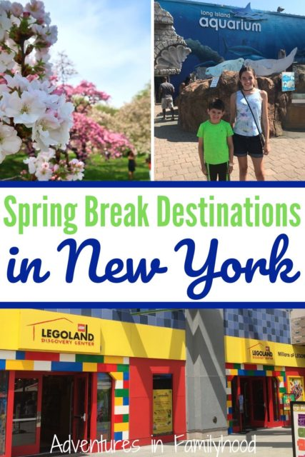 destinations in New York State