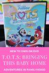 Disney Junior T.O.T.S. DVD