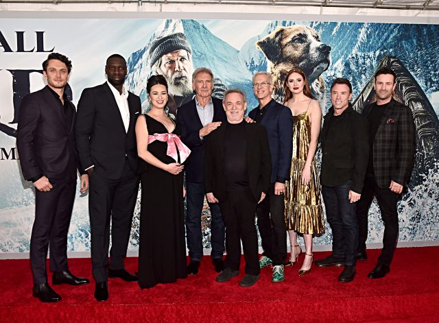 "cast of ""The Call of the Wild"""