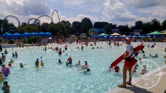the shore wave pool hersheypark