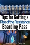 Tips for ROTR Boarding Pass