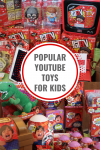 Popular Toys inspired by YouTube channels