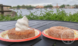 10 best snacks at epcot include these delicious cronuts