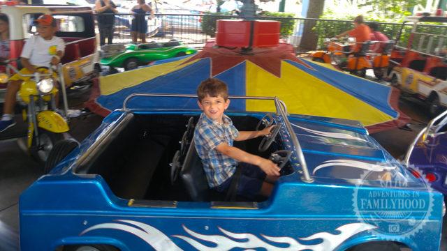 kiddie ride hersheypark