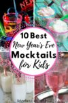 new year's eve mocktails