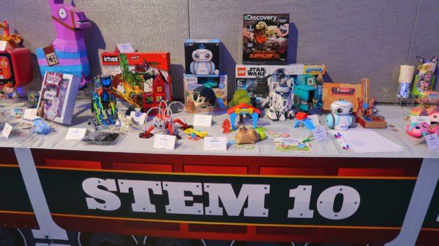 toy insder's picks for the 10 best STEM toys on display