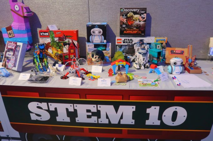toy insder's picks for the 10 best STEM toys on display