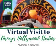 virtual visit to Disney's Hollywood Studios